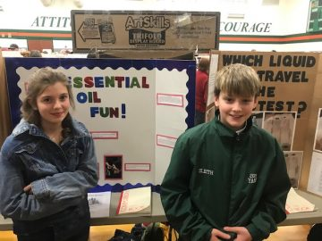 15th Annual Yough STEAM Dream County Wide Science Fair